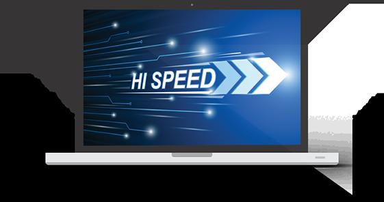 HughesNet Speed